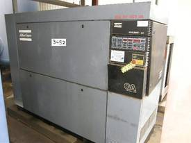 used 1988 atlas copco ga355 75 125hp scew compressor in south rh machines4u com au  atlas copco ga 300 manual