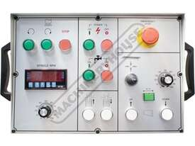 BM-70VE Turret Milling Machine (X) 1050mm (Y) 420mm (Z) 500mm Includes Digital Readout - picture2' - Click to enlarge