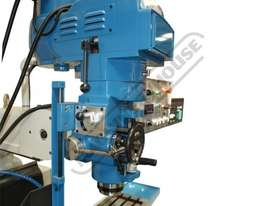 BM-70VE Turret Milling Machine (X) 1050mm (Y) 420mm (Z) 500mm Includes Digital Readout - picture17' - Click to enlarge