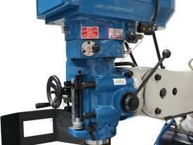 BM-70VE Turret Milling Machine (X) 1050mm (Y) 420mm (Z) 500mm Includes Digital Readout - picture5' - Click to enlarge