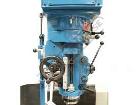BM-70VE Turret Milling Machine (X) 1050mm (Y) 420mm (Z) 500mm Includes Digital Readout - picture16' - Click to enlarge