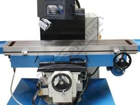 BM-70VE Turret Milling Machine (X) 1050mm (Y) 420mm (Z) 500mm Includes Digital Readout - picture8' - Click to enlarge
