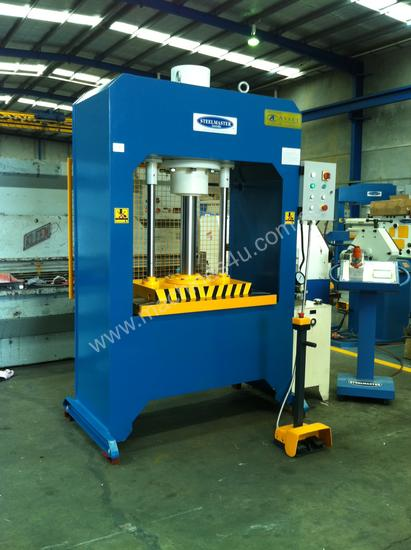 310Ton H Frame Heavy Duty Hydraulic Platen Press