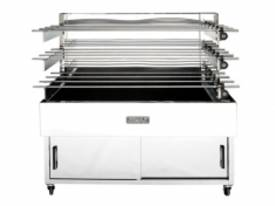 Semak M28C Charcoal Rotisserie 28 Bird Capacity - picture0' - Click to enlarge