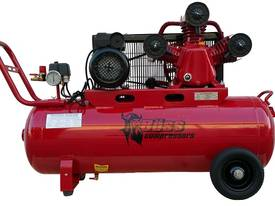 BOSS 18 CFM/ 3HP AIR COMPRESSORS (100L TANK) - picture0' - Click to enlarge