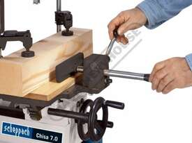Chisa 7.0 Chisel Morticer 145mm timber width capacity - picture5' - Click to enlarge