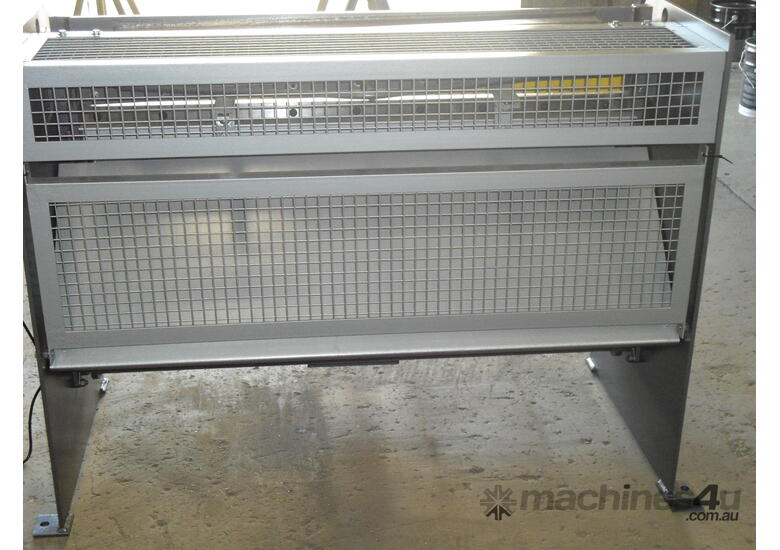 1250mm x 1.6mm 240v Aussie made guillotine