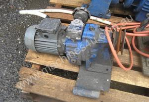 Variable Speed Drives/Mechanical