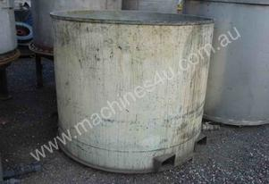 Stainless Steel Tank 2000 L