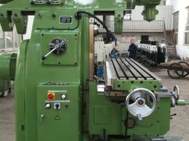 SM-MU2000 Heavy Duty Industrial Milling Machine - picture14' - Click to enlarge