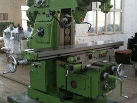 SM-MU2000 Heavy Duty Industrial Milling Machine - picture12' - Click to enlarge