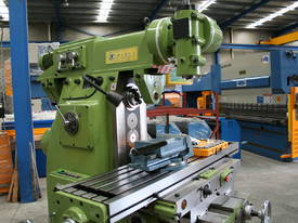SM-MU2000 Heavy Duty Industrial Milling Machine - picture4' - Click to enlarge