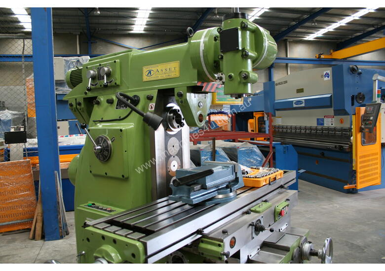 SM-MU2000 Heavy Duty Industrial Milling Machine