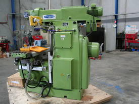 SM-MU2000 Heavy Duty Industrial Milling Machine - picture5' - Click to enlarge