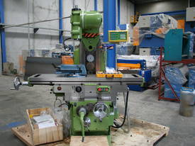 SM-MU2000 Heavy Duty Industrial Milling Machine - picture0' - Click to enlarge