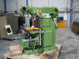 SM-MU2000 Heavy Duty Industrial Milling Machine - picture1' - Click to enlarge