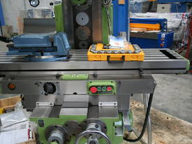 SM-MU2000 Heavy Duty Industrial Milling Machine - picture15' - Click to enlarge