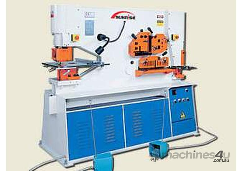Punch and Shear Machines