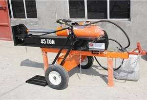 45 Ton Log Splitter (Diesel) 11hp engine