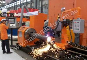 TAYOR CNC Pipe Cutters Plasma or Oxy Cutting Machines