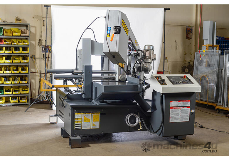 S-23A Automatic Scissor Style Bandsaw