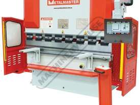 PB-40A Hydraulic CNC Pressbrake 44T x 2000mm CNC Fasfold 202 Control 2-Axis with Hardened Ballscrew  - picture0' - Click to enlarge