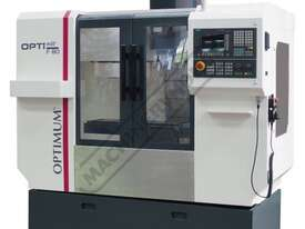 F80TC OPTi-Mill Optimum CNC Milling Machine (X) 400mm (Y) 250mm (Z) 400mm - picture2' - Click to enlarge