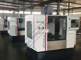 F80TC OPTi-Mill Optimum CNC Milling Machine (X) 400mm (Y) 250mm (Z) 400mm - picture3' - Click to enlarge