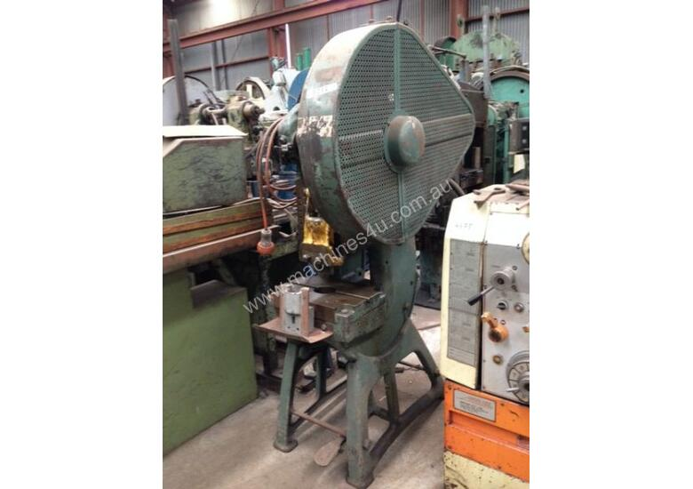 S5052 - John Heine - Mechanical Press - 202A S2
