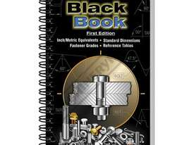 L344 Fastener Black Book - 1st Edition 247 Pages Includes Thread Pitch Identification Gauge - picture0' - Click to enlarge