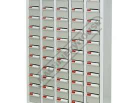 PTB-60 Parts Bin 60 Bins - 586 x 222 x 937mm A8560 - picture0' - Click to enlarge