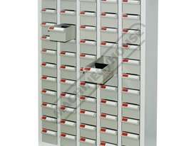 PTB-60 Parts Bin 60 Bins - 586 x 222 x 937mm A8560 - picture2' - Click to enlarge