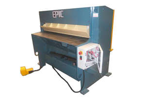 EPIC 1250 x 4.0mm Under Driven Hydraulic Guillotine