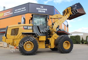 Caterpillar CAT 930K WHEEL LOADER  2013