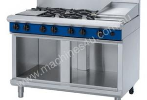 Blue Seal Evolution Series G518C-CB - 1200mm Gas Cooktop Cabinet Base