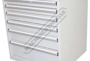 TC-800 Industrial Tooling Cabinet 723 x 653 x 800mm 100kg per Drawer
