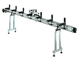 FOM ASSOMAK Roller Conveyor with Length Stop - picture0' - Click to enlarge