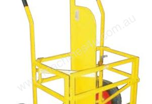 Welding Trolley 2 x  Bottles with forklift and cra