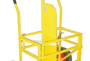 Welding Trolley 2 x  Bottles with forklift and crane lifting