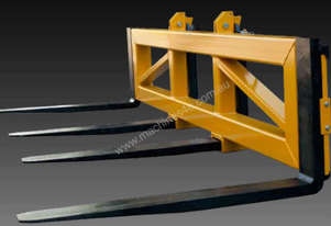Carriage Mounted Fork Spreader 4500mm Width and 40