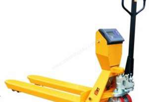 Pallet Jack with Scales 2000kg 568mm Width