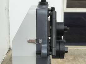 Heavy Duty, Manual Operated Section, Ring Roller - picture12' - Click to enlarge