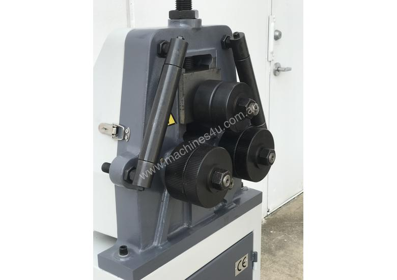 Heavy Duty, Manual Operated Section, Ring Roller