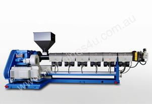 Extruding Machines for Plastics, Single Screw