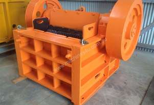 Shanbao PEX-250 X 1000 Jaw Crusher/Granulator with motor