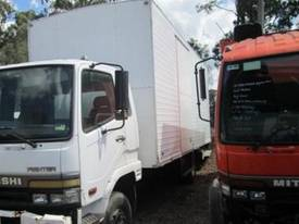 1998 Mitsubishi Fuso FK 617 Wrecking Trucks - picture1' - Click to enlarge
