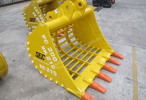 Brand New SEC 20ton Sieve Bucket PC200