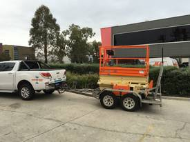 JLG R6 for sale with Bullant Trailer - picture0' - Click to enlarge
