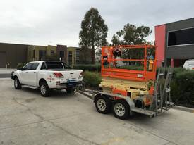 JLG R6 for sale with Bullant Trailer - picture1' - Click to enlarge