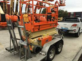 JLG R6 for sale with Bullant Trailer - picture2' - Click to enlarge